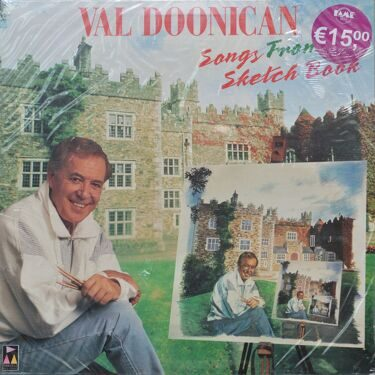 Val Doonican  -  Songs From My Sketch Book
