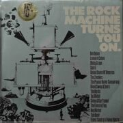 Various Artists  -  The Rock Machine Turns You On