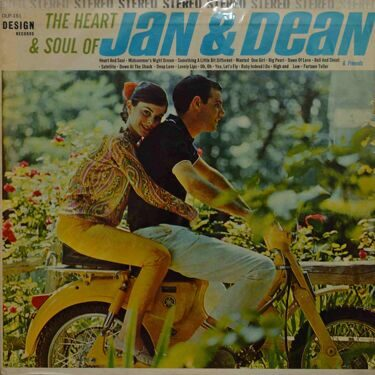 Jan & Dean  -  The Heart & Soul Of Jan & Dean & Friends