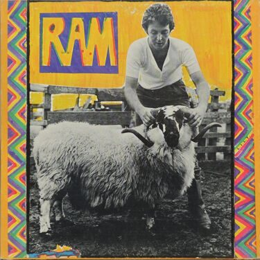 Paul McCartney & Wings  - Ram