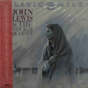 John Lewis & The New Jazz Quartet  -  Slavic Smile