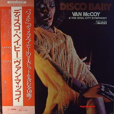 Van McCoy &The Soul City Symphony - Disco Baby