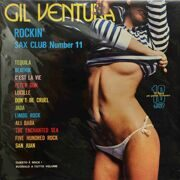 Gil Ventura  -  Sax Club Number 11