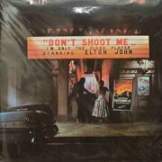 Elton John  -  Don't Shoot Me, I'm Only The Piano Player