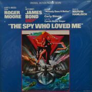 "Marvin Hamlisch  -  James Bond 007, ""The Spy Who Loved Me"""