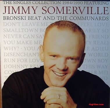 Jimmy Somerville - The Singles Collection 1984-1990