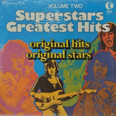 Various Artists  -  Superstars Greatest Hits Volume Two