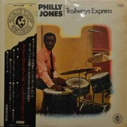 Philly Joe Jones  -  Trailways Express