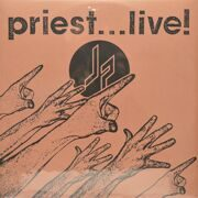 Judas Priest  -  Priest……Live! 2 LP