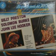 Billy Preston; Solomon Burke, John Lee Hooker  -  La Grande Storia Del Rock, (6)