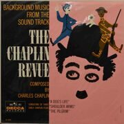 Charles Chaplin  -  The Chaplin Revue, (Background Music From The Sound Track)