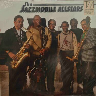 Billy Taylor  -  The Jazzmobile Allstars