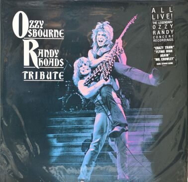 Ozzy Osbourne / Randy Rhoads  -  Tribute, 2 LP