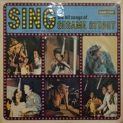 Various Artists  -  Sing The Hit Songs Of SESAME STREET